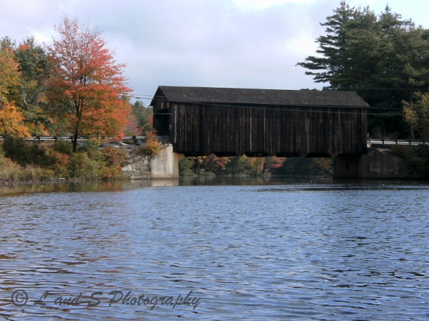 Taken from Powder Mill Pond while kayaking in 2009