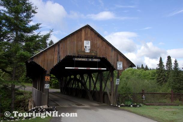 Happy Corner Bridge crossing Perry Stream