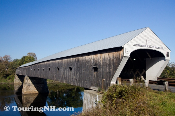 Cornish-WIndsor Bridge