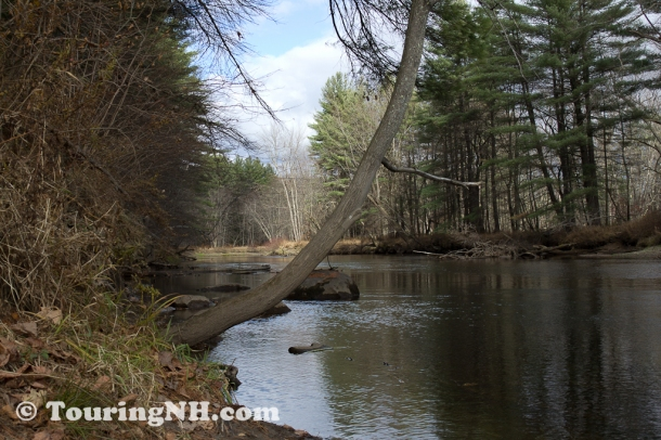 The Ashuelot River