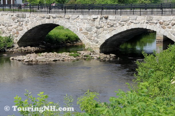 Sawyer Bridge is now a park. It is the only remaining bridge that is no longer used.