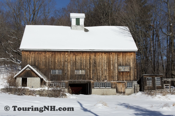 Plenty of lovely barns