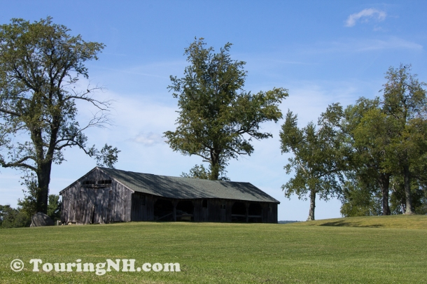 Chesterfield - Roads End Farm, one of the many farms I toured in 2013.