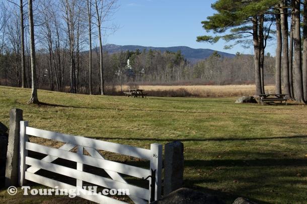 Jaffrey - Home of Mt. Monadnock.