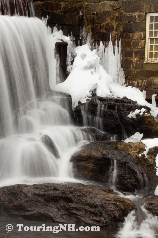 Greenville - The first of many waterfall favorites.