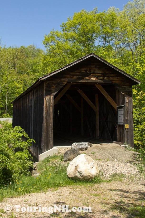 McDermott Covered Bridge Built in 1864