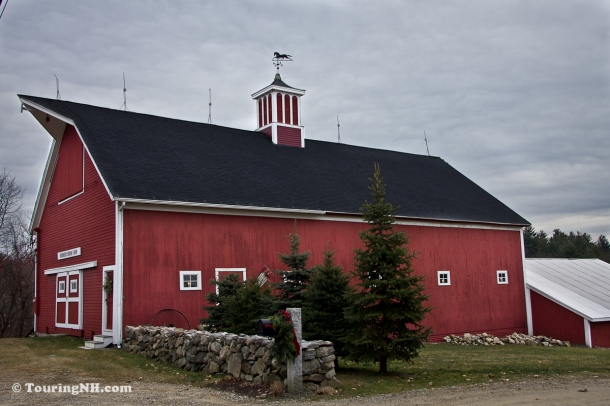 One of my favorite barns. I took this picture several years ago.