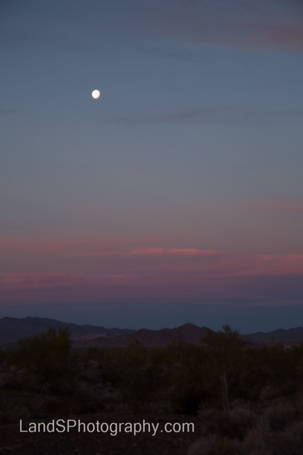 Sunset Moonrise-4