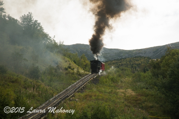 Cog Railroad Mount Washington-7570