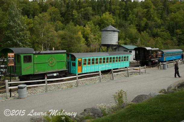 Cog Railroad Mount Washington-7585