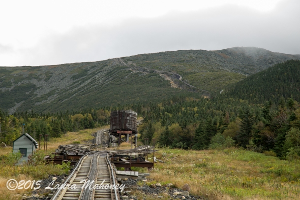 Cog Railroad Mount Washington-7592