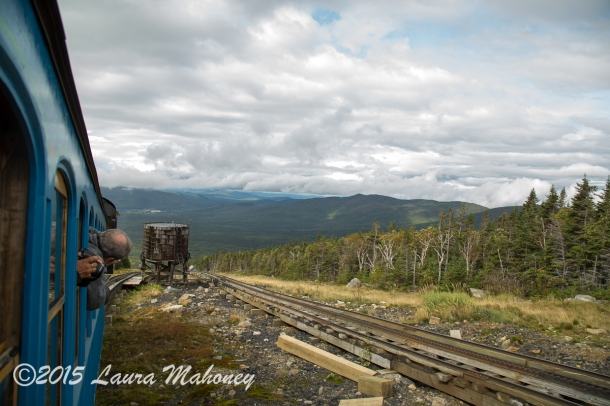 Cog Railroad Mount Washington-7601