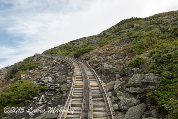 Cog Railroad Mount Washington-7639
