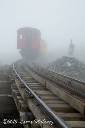 Cog Railroad Mount Washington-7747