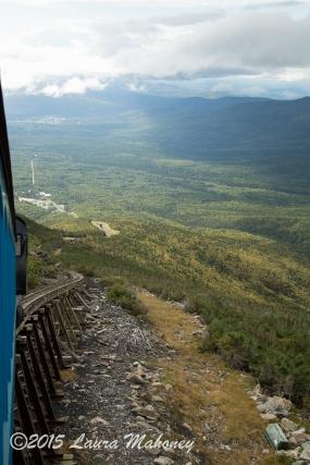 Cog Railroad Mount Washington-7824