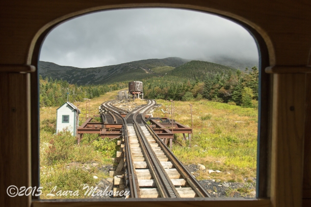 Cog Railroad Mount Washington-7854