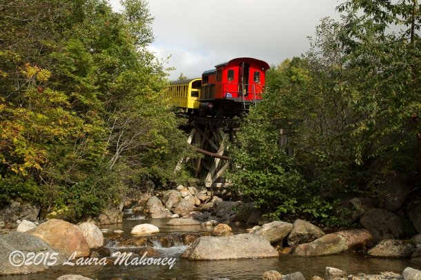 Cog Railroad Mount Washington-7924